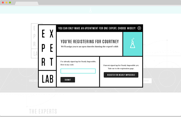 The Expert Lab